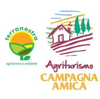 Logo Terranostra Agriturismo Campagna Amica